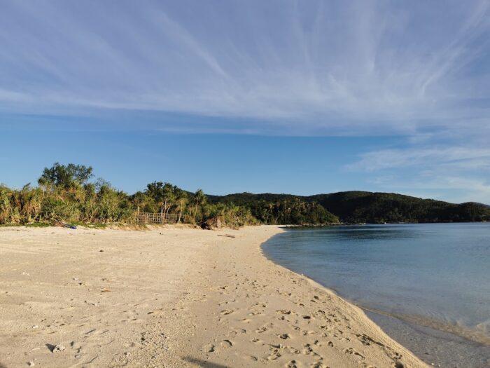 Bon Bon Beach in Romblon