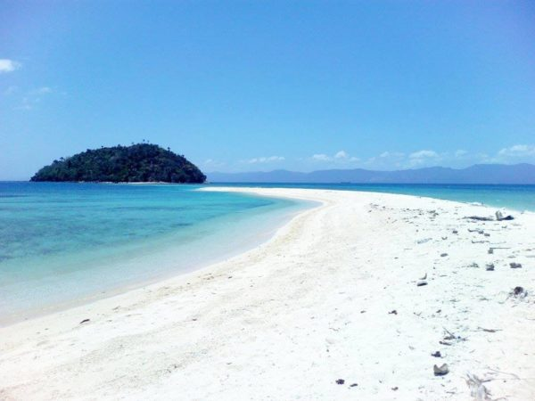 BonBon Beach in Romblon Island