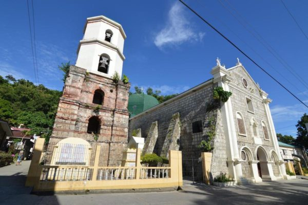 Cathedral of San Jose by Jan Levent and Romblon Islands FB