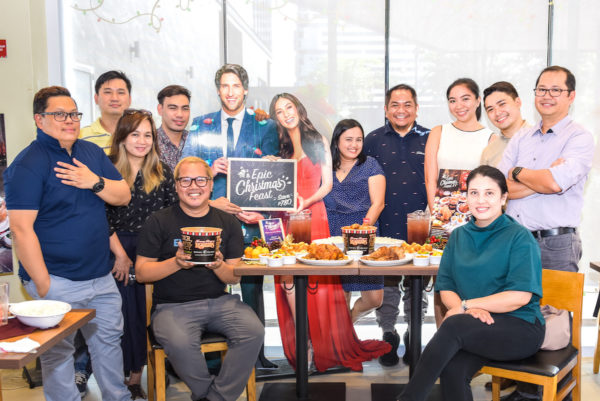 Epic Christmas Feast Launch