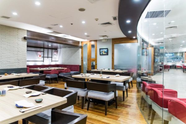Kitsho Japanese Restaurant Holiday Packages