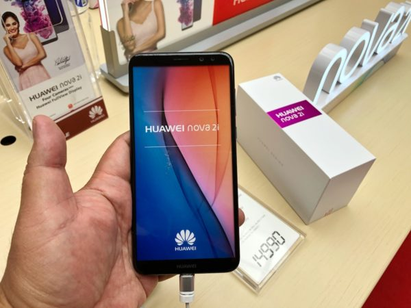 New Smartphone from Huawei