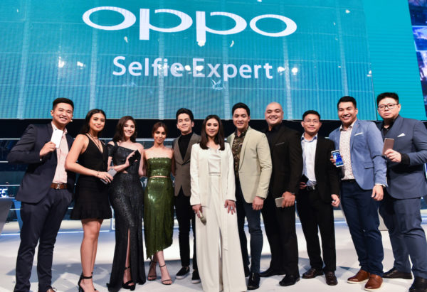 OPPO F5 Launch in the Philippines