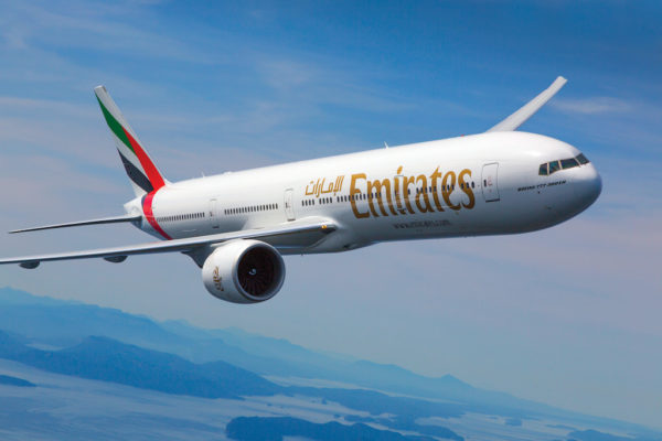 The Emirates Boeing 777 has an exciting and luxurious upgrade. [Image Credit: Emirates]