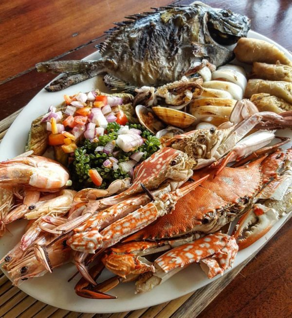 Seafood Platter photo by Badjao Seafood Restaurant FB