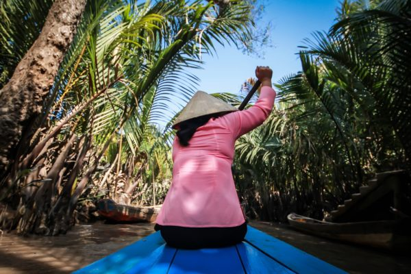 Mekong River Boat Excursion