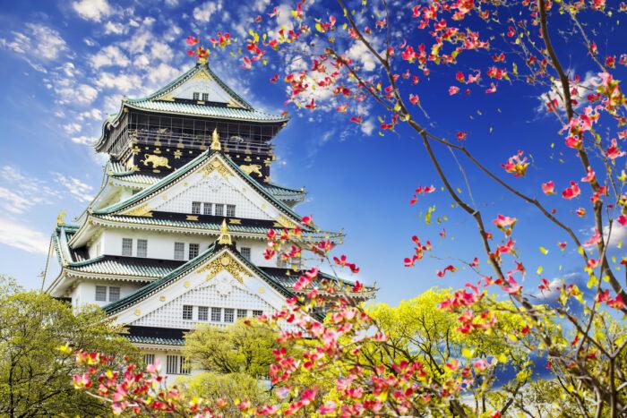 Osaka Travel Guide photo via Depositphotos