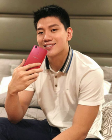 Jeron Teng for OPPO