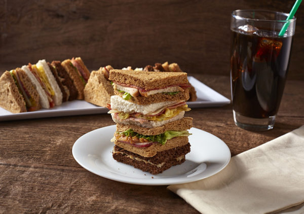 Starbucks Mixed Sandwiches