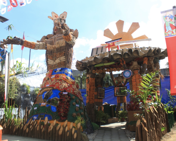 Best Agri Eco-Tourism Booth 2018 - Naguilian