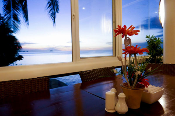 Eagle Point Resort View in Dining Area by Gabrielle Malvar
