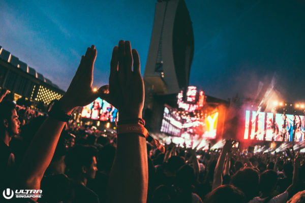 Enjoy a wild and fun night of partying at Ultra Singapore, the country's biggest electronic music festival.