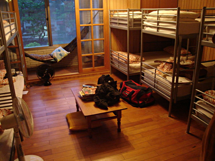 If you have a choice, choose the bottom bunk. [Image Credit: Wikimedia Commons]