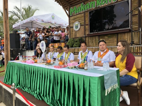 Makan ken Mainum Cooking Competition Board of Judges