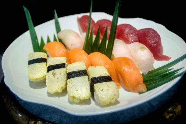 Open-faced sushi are just as delectably good as rolled varieties. Kitsho Welcomes the 2018 Graduates