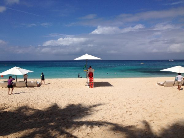 The private beach of Mövenpick Boracay is perfect for those who wish to escape the congestion of White Beach.