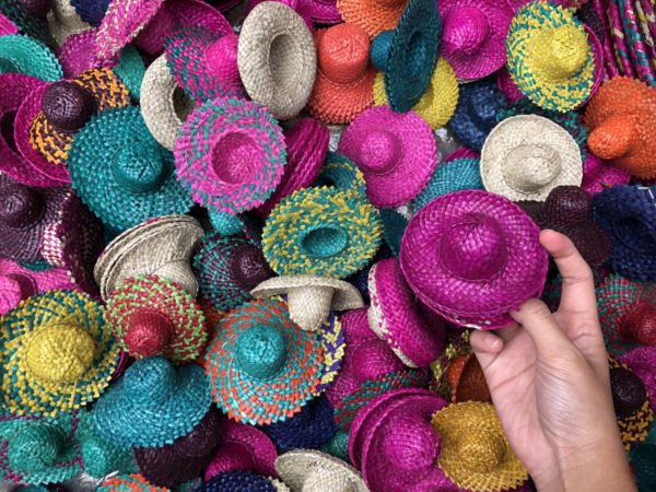 Souvenirs from Isabela
