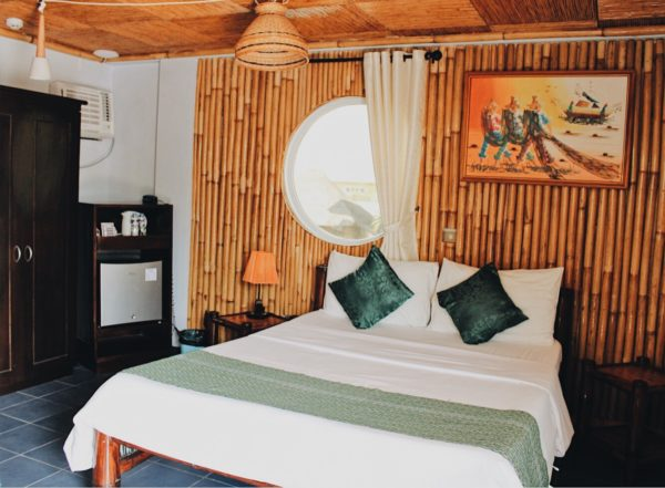 The De Luxe room perfect for couple and honeymooners.