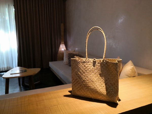 Amorita provide Buri Shopping and all around bag to avoid the use of plastic bags
