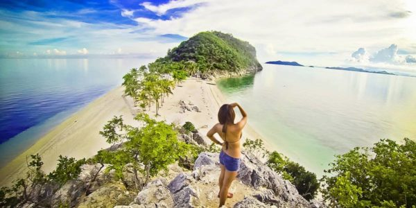 Cabugao Gamay Island in Gigantes Group of Islands photo by Las Islas Travel and Tours