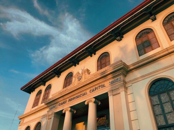 Capiz Provincial Capitol Roxas City, Capiz Travel Guide