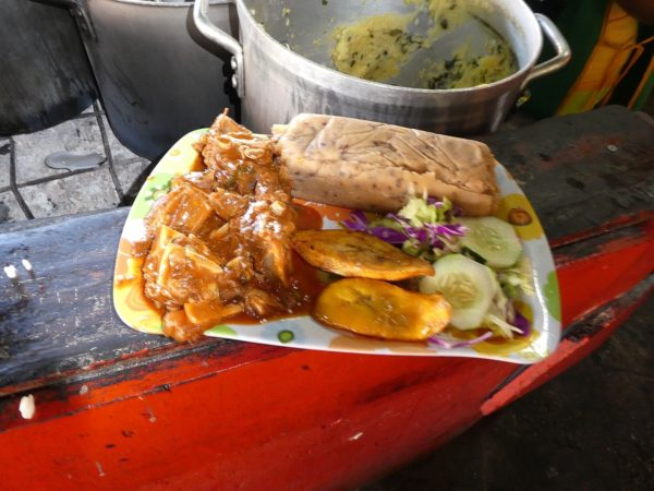 Curacao dishes