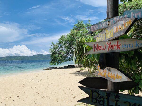 Inaladelan Island Resort in San Vicente Palawan