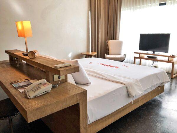 My Room at Amorita Resort Bohol