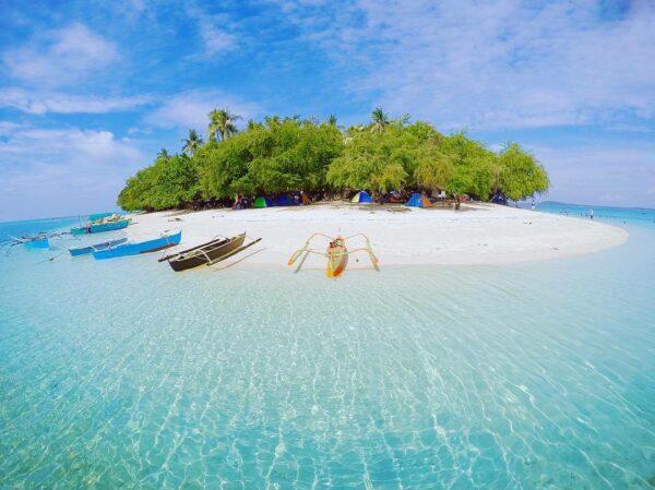 Potipot Island photo via Beautiful Destinations of the World FB Page