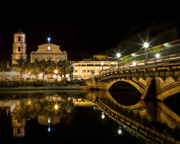 Roxas City Bridge photo via Las Islas Travel and Tours