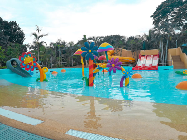 Aqua Planet Pool Area for kids