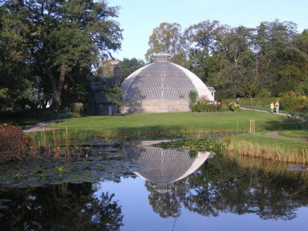 Bergian Garden at the Royal National City Park
