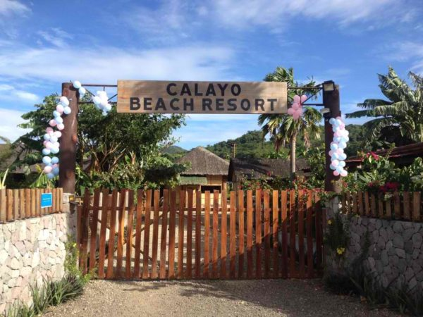 Calayo Beach Resort in Batangas
