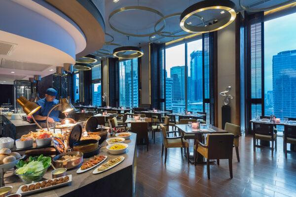 Cucina Restaurant Marco Polo Hotel Manila