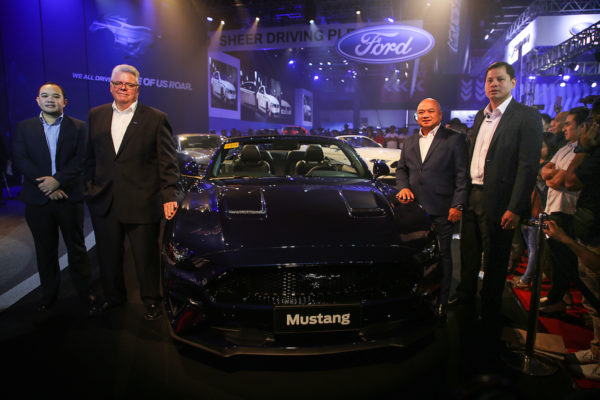 Ford New Mustang 2018