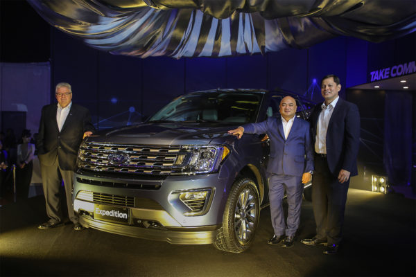 Ford Philippines Launches All-New Ford Expedition