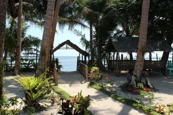 Nilandingan Cove in Cagbalete Mauban Quezon