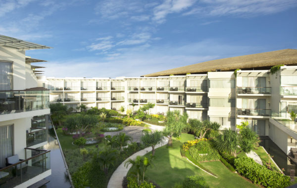 Sheraton Bali Kuta Resort North Courtyard