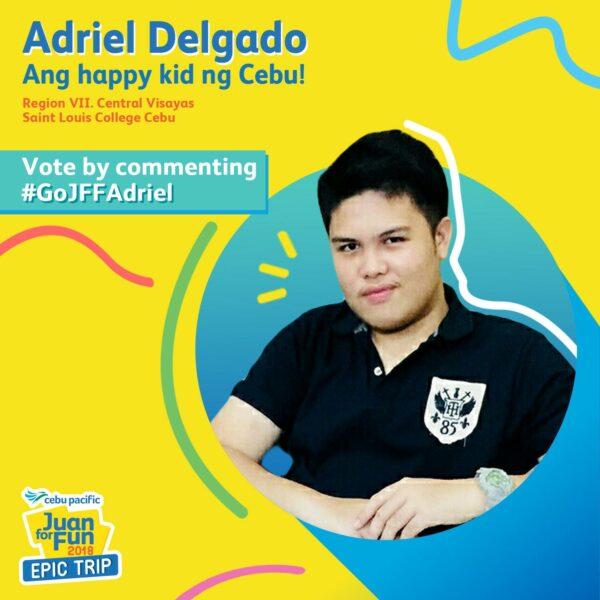 Adriel Delgado