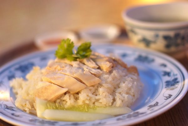 The explosion of flavors in every bite of Chicken Rice is sure to inspire passionate foodies like renowned chef, Nicco Santos.