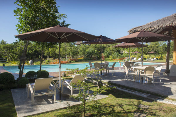 Donatela Poolside