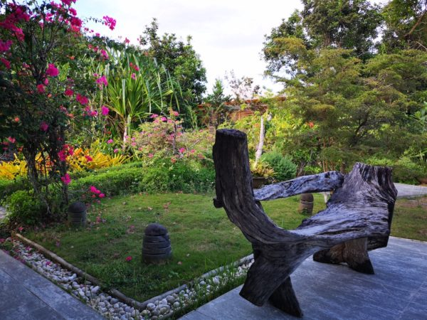 Garden at the Poolside