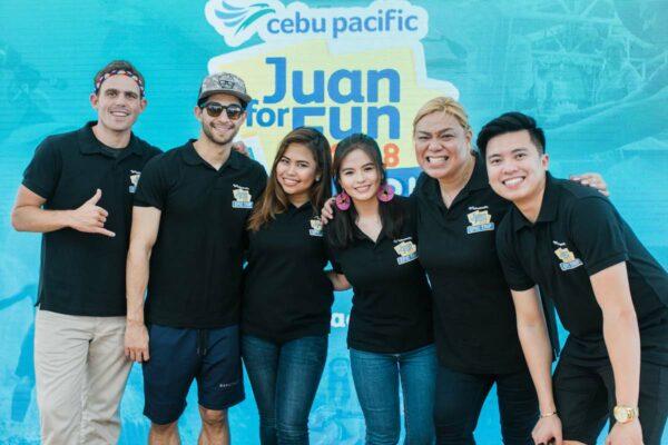Juan For Fun 2018 Coaches