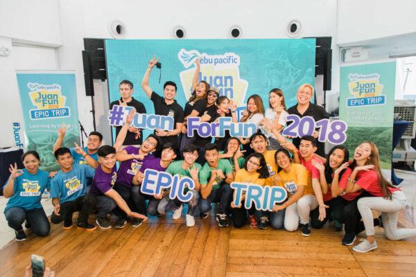 Juan for Fun 2018 Epic Trip Participants and Coaches