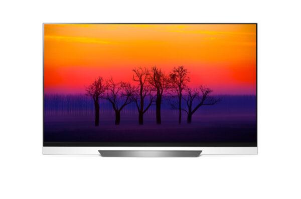 LG OLED TV E8