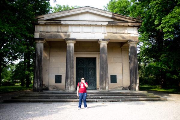 Mausoleum Berggarten