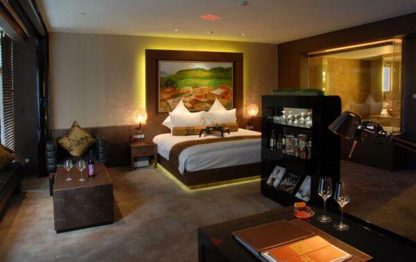 Pudi Boutique Hotel Fuxing Park Shanghai