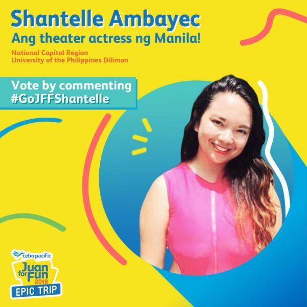 Shantelle Ambayec