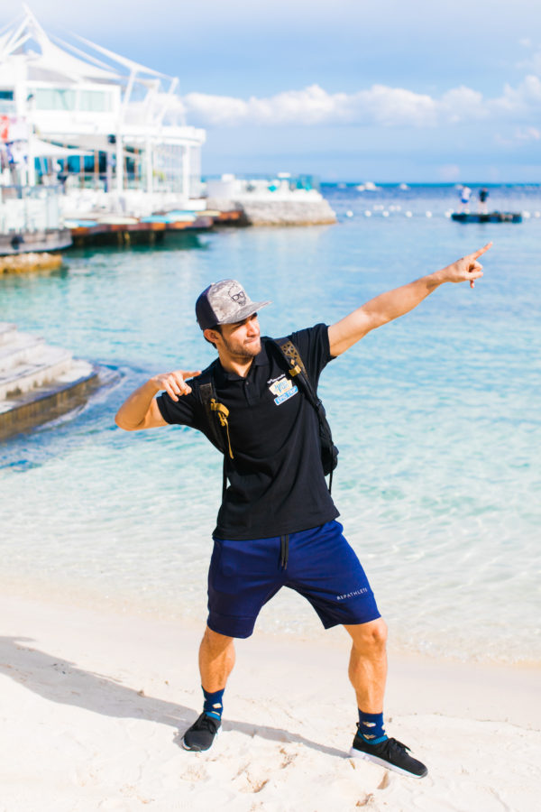 TV personality and vlogger Wil Dasovich
