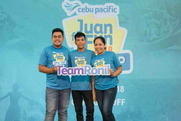 Team Ronil